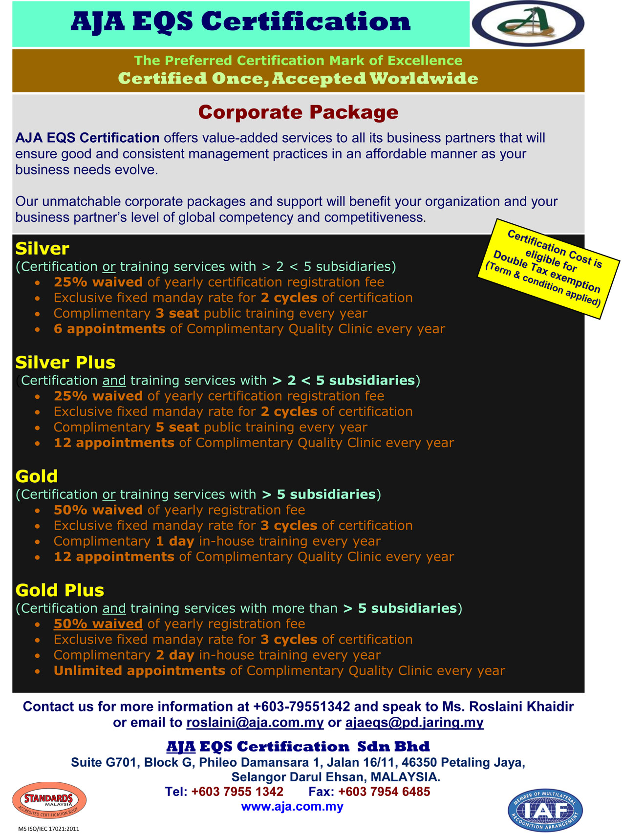 exclusive-corporate-package
